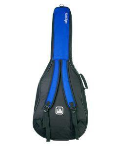 Tonträger TG10CT/BB Tasche Konzertgitarre 3/4 blue black