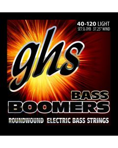 GHS 5L-DYB Bass Boomers 040-120 Light LongScale
