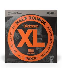 DAddario EHR310 010-046 Regular Light Half Rounds Satz