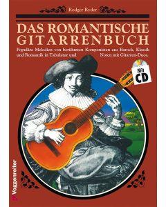 Rodger Ryder  Das romantische Gitarrenbuch