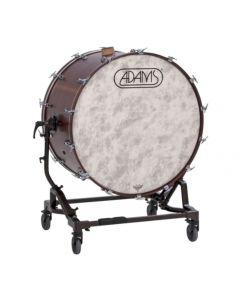 """Adams BDIIV3222 Concert Große Trommel 32x22"""" inkl. Universal Ständer"""