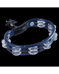Meinl TMT2A-B ABS Tambourine Aluminiumschellen, montierbar Blau