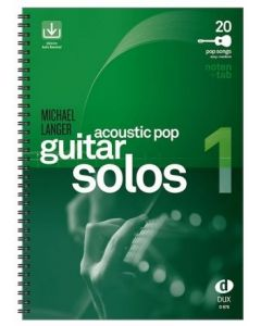 D878 M.Langer   Acoustic Pop Guitar Solos 1