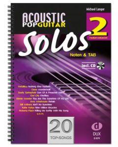 D879 M.Langer   Acoustic Pop Guitar Solos 2