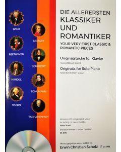 E.CH.Scholz   Die allerersten Klassiker und Romantiker