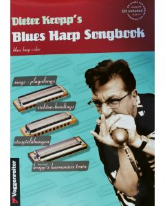 Dieter Kropp´s  Blues Harp Songbook
