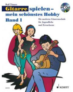 ED9475 Rolf Tönnes  Gitarre spielen mein schönstes Hobby 1