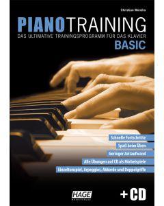 C. Wondra Piano Training Basic   Das ultimative Trainingsprogramm