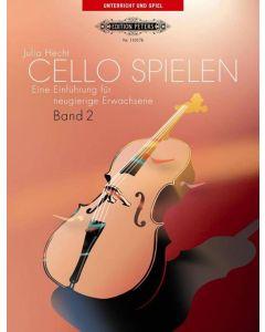 Julia Hecht  Cello spielen 2  Eine Einführung für neugierige Erwachsene