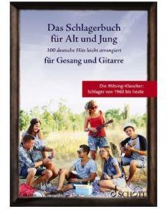 ED23366 Das Schlagerbuch für Jung und Alt