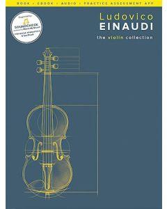 CH86185  Ludovico Einaudi  The Violin Collection