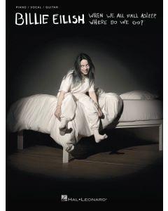 HL295684  Billie Eilish  When we all fall asleep where do we go