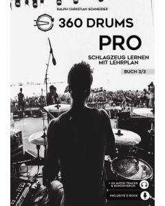 360 Drums Pro, Schlagzeug Lernen mit Lehrplan 3/3