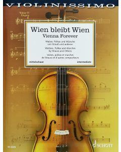 ED23378 Wien bleibt Wien  Walzer, Polkas und Märsche