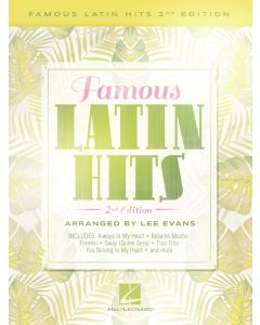 Famous Latin Hits    The 2nd Edition