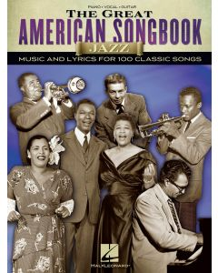 HL110387  The great american songbook - Jazz