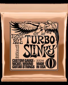 Ernie Ball 2224 Turbo Slinky Nickel Wound