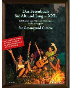ED22700      Das Fetenbuch für Alt und Jung-XXL    GES GIT