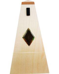 Wittner 807A Metronom Pyramidenform Ahorn
