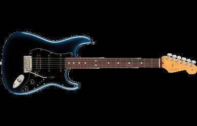 Fender American Pro II Stratocaster RW HSS Dark Knight