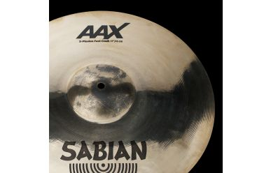 "Sabian AAX X-Plosion Fast Crash 17"""