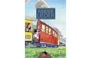 CV02.402/03   Kinderlieder - Klavierband  Die schönsten deutschen Kinderlieder