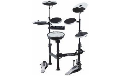 Roland TD-4KP V-Compact Drumset incl. Drumrack