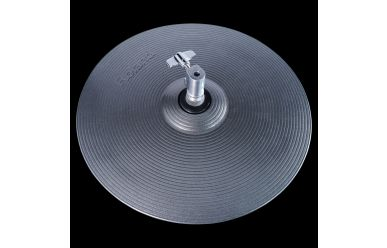 "Roland VH-13MG V-Hi-Hat Pad zweiteilig, metallic grey 12"""
