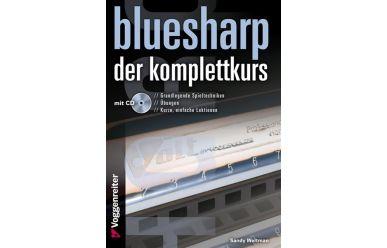 VOGG0979-0  S. Weltmann  Bluesharp - Der Komplettkurs