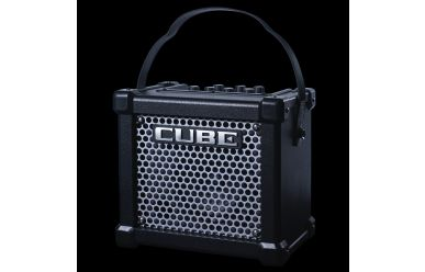 Roland Micro Cube GX BK Guitar Amp Black