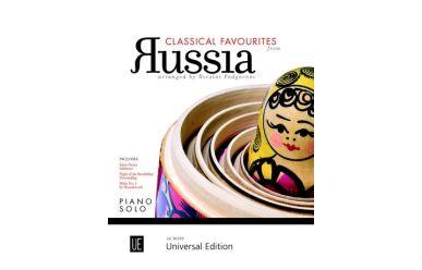 UE36070   Nicolai Podgornov  Classical Favourites from Russia