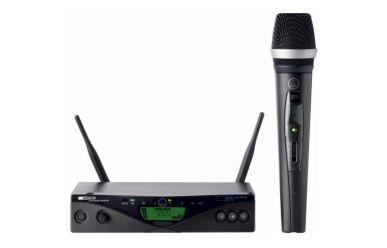 AKG WMS 470 VocalSet D5, Band 10 Mittenlücke