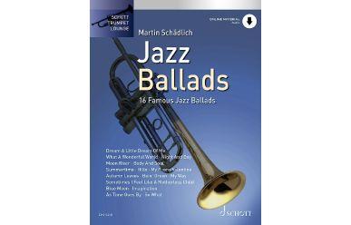 Martin Schädlich  Jazz Ballads  16 famous Jazz Ballads