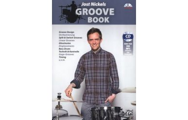 ALF20249G  Jost Nickels  Groove Book
