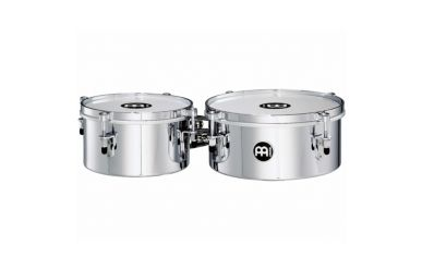 Meinl MIT810CH Mini Timbales Chrome 08&10""