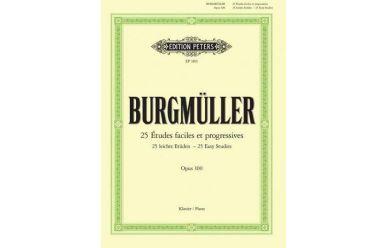 EP3101 F. Burgmüller 25 leichte Etüden op.100