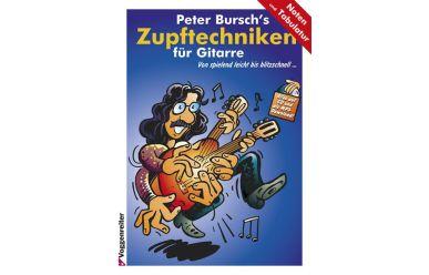 P.Bursch  Peter Bursch´s Zupftechniken für Gitarre