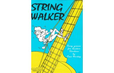 Cees Hartog   String Walker   Easy Pieces for Guitar Starters