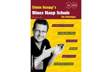 VOGG0659-1  Dieter Kropp´s Blues Harp Schule für Einsteiger