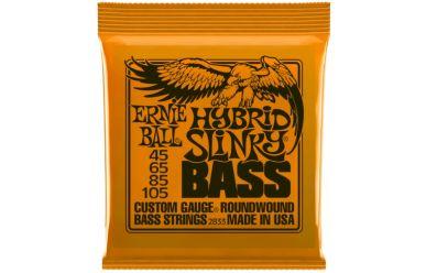 Ernie Ball 2833 Hybrid Slinky Bass Nickel Wound