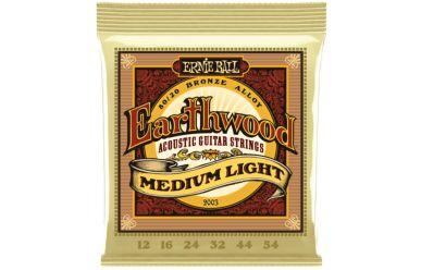 Ernie Ball 2003 Earthwood Medium Light 80/20 Bronze