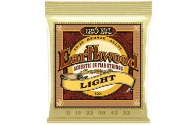 Ernie Ball 2004 Earthwood Light 80/20 Bronze