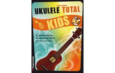 VOGG0980-6  G.Rödder Ukulele total - Kids