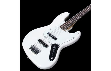 Fender Player Series Jazz Bass, Polar White, Pao Ferro Fingerboard