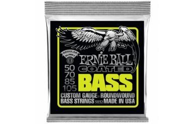 Ernie Ball 3832 Coated Regular Slinky Bass