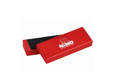 Nino Sandblock 1 Paar, Rot