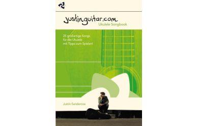 J.Sandercoe   Justinguitar.com  Songbook für Ukulele