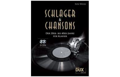 D635-CD S.Weiss Schlager und Chansons der 20er-40er Jahre
