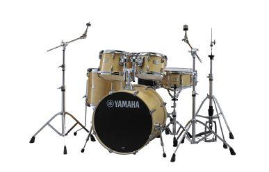 "Yamaha SBP0F5-NW Stage Custom  20/10/12/14"" Natural Wood mit Hardware"