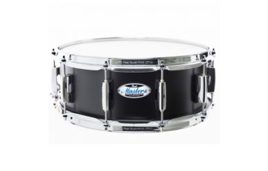 Pearl MCT1455S Masters Complete Snare Matte Black 14x5,5""